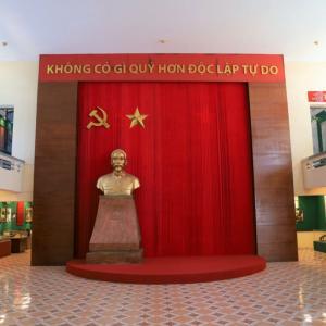 ホーチミン作戦博物館 Bao tang Chien dich Ho Chi Minh