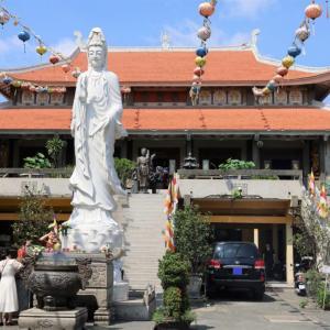 ヴィンギエム寺 永厳寺 Chua Vinh Nghiem (Ho Chi Minh City)