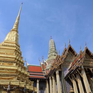 ワット プラケーオ Wat Phra Kaeo (Bangkok)