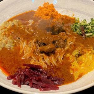 スリランカまぜ麺 @ ヌワラカデ NUWARA KADE (大阪市西区)