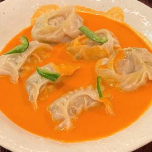 あつひやモモ @ few インド&ネパール料理レストラン (川西市平野)