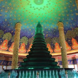 ワットパークナム Wat Paknam Phasicharoen (Bangkok)