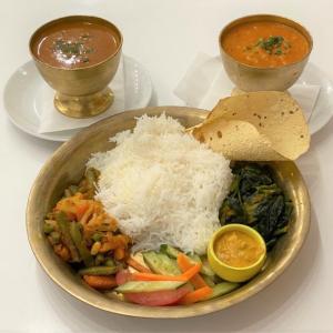 ネパーリセット @ インド・ネパール料理 ファミリーキッチン Family Kitchen (西宮市)