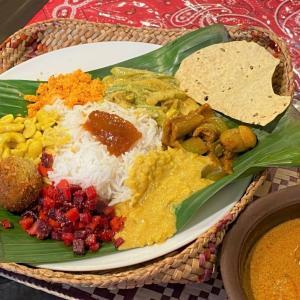 エラバトゥのカリー Ela Batu Curry @ シャンティランカ Shanthi Lanka (宝塚市)