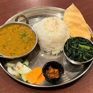 ダルバート @ 本場インド・ネパール料理店 RARA (豊中市)