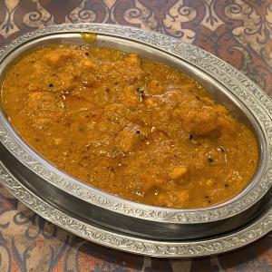 マラバルフィッシュカレー @ 純インド料理 チャトパタ Chatopata (吹田市)