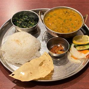 ダルバート その2 @ 本場インド・ネパール料理店 RARA (豊中市)