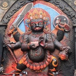 ナマステの国の神々 ―ネパールの赤い世界 川口敏彦著 叢文社