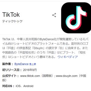 TBS 「米国のTikTok規制はトランプの個人的な選挙対策。これが真実。日本が追従するのは危険」