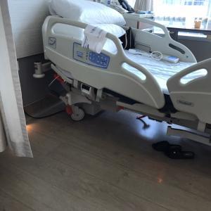 シンガポールで予想外の入院