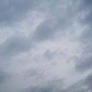 大寒の空は