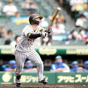 近本光司 .294(303-89) 8本 28打点 19盗塁 OPS.772