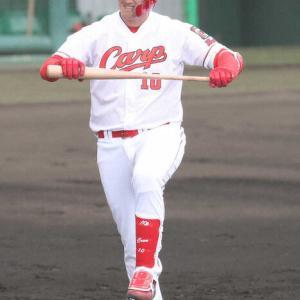 広島4番候補クロン今春打率・091でもノープロブレム!佐々岡監督「雰囲気を持っている」