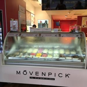ケアンズのおすすめアイスクリームはモーベンピック!日本では食べれません