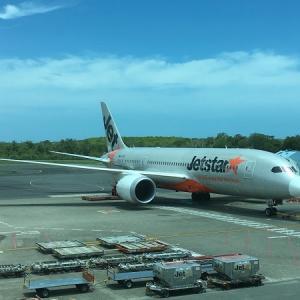 ケアンズ国際空港から国内線ターミナルへの行き方を画像と動画で紹介します
