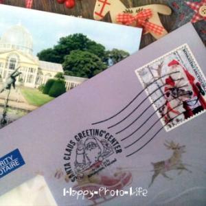 コロナ禍のロンドンから届いたクリスマスカード