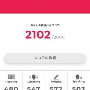12才、英検2級取得!英語教育費総額3,510円