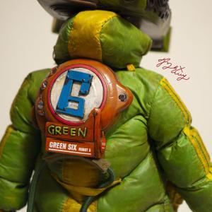 Damtoys Green six レビュー
