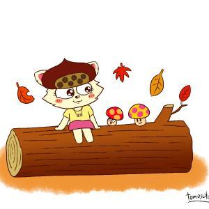 ○イラスト:秋とぐりちゃん