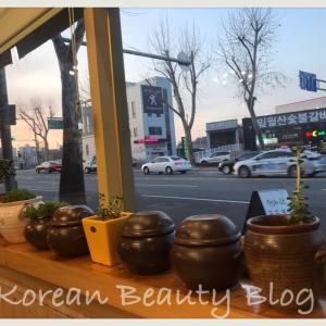 一人旅でも野菜たっぷり韓国グルメ@大邱で昔ながらのプルコギ