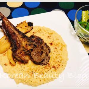 ダイエットアプリで分かった栄養素&ついに中東料理に手を出す