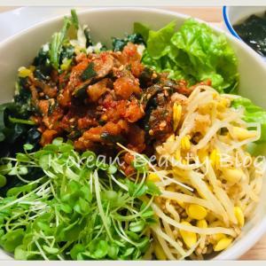 【新大久保】おうち韓国料理でコマッビビンバ【韓国スーパー】