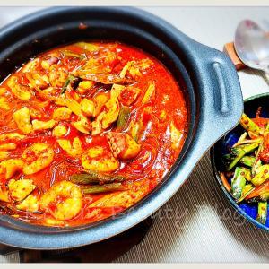 ナッコプセを作る!韓国料理のオンラインセミナーVOL2釜山編