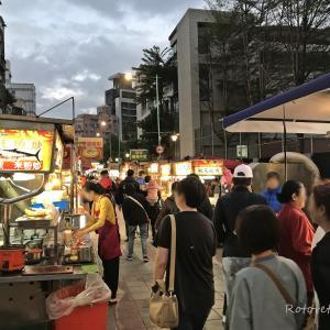 【台湾・台北(女一人旅)】小規模だけど美味しいものがたくさん!寧夏夜市で食べ歩き♪ (2019年11月)
