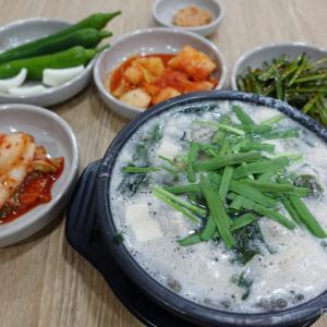 【韓国・ソウル(女一人旅)】ソウル駅から徒歩1分!牡蠣たっぷりの美味しいクッパで朝ごはん♪(2019年5月)