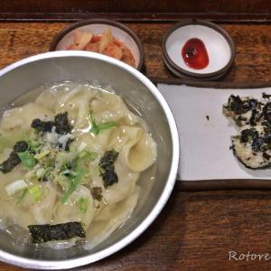 【韓国・釜山(女一人旅)】おススメグルメ!韓国にもすいとんとおにぎりがあったの?!(2019年7月)