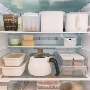 【自宅収納】冷蔵庫整理を楽にするためのマイルール