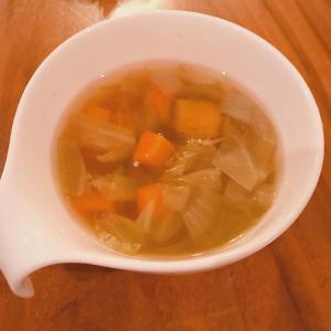 【時短料理】夏休みも大活躍の野菜スープ
