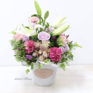 【9月21日は敬老の日~お花の贈り物】