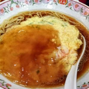 天津麺リベンジと小枝シュー