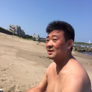 銚子 犬吠埼 海水浴