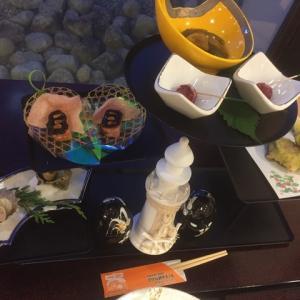 犬吠埼観光ホテル 満腹夕食