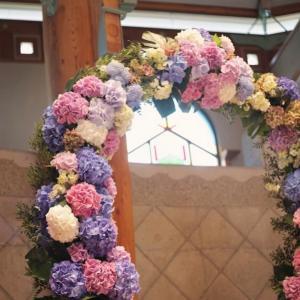 紫陽花wedding