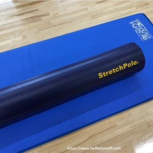 姿勢改善や腰痛・肩こりに!ストレッチポールを体験してきました♪