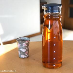 HARIOのフリーポットはやっぱり使いやすい!(やっと夫がティーバッグのお茶を飲むようになった~)