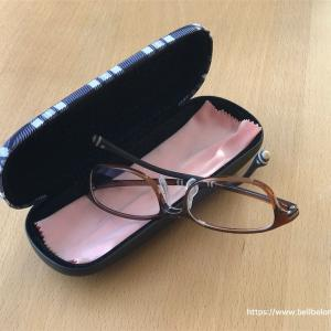 ついに姉妹でメガネか~〜(悲)そして、メガネをかじられる