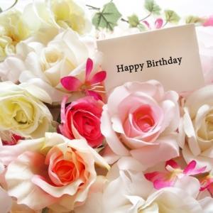 八月生まれ お誕生日おめでとうございます。
