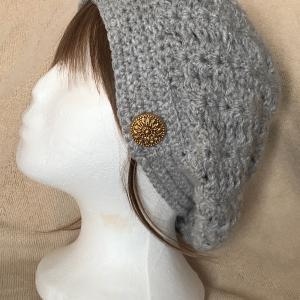 メランジのベレー帽