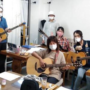 ギタークラブへ参加しました