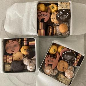 【レッスンレポ】サプライズにクッキー缶♬