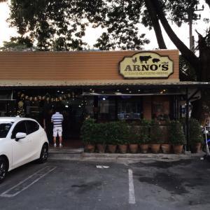 バンコクのArno's Thonglor で新年早々ステーキに喰らいつく