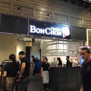 BonChon Chicken(ボンチョンチキン)とちゃぶ屋 とんこつらぁ麺でバンコク食い倒れ