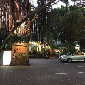 バンコク アソークの老舗一軒家レストラン ワナカーム(Wanakaam)でタイ料理