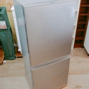 ♻️冷凍冷蔵庫♻️AQUA AQR-13G♻️Elabitax 138L♻️SHARP167L