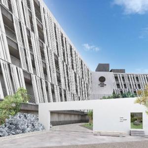 沖縄のアート&カルチャーを発信する「ホテル アンテルーム 那覇」2020年2月開業