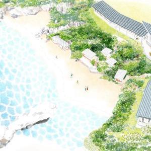 星野リゾートの海カフェ「星野リゾート バンタカフェ」が沖縄県・読谷村に2020年5月20日オープン